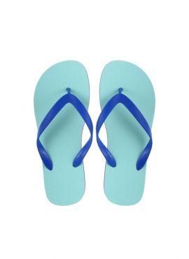 Contrast Color Men's Flip-flop (43-44)