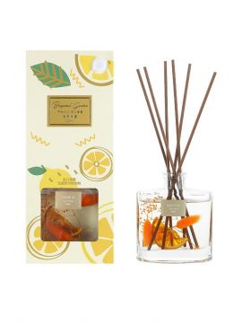 Juicy & Fruits Series - Preserved Flower Reed Diffuser (Bergamot & Citrus)