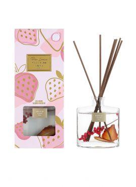 Juicy & Fruits Series - Preserved Flower Reed Diffuser (Sweet Pear)