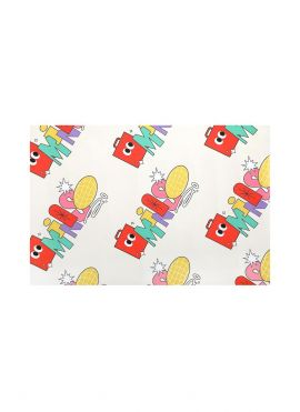 Fruity Fairy Wrapping Paper (Logo)