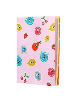 Fruity Fairy A5 Wirebound Book