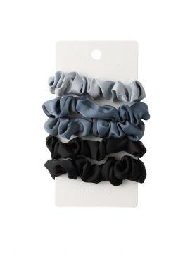Little Hair Tie in Gradient Color 5pcs