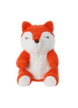 Sitting Animal Plush Toy B (Fox)