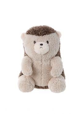 Sitting Animal Plush Toy A (Hedgehog)