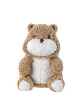 Sitting Animal Plush Toy A (Bear)
