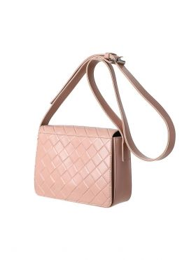 Rhomboid Crossbody Bag