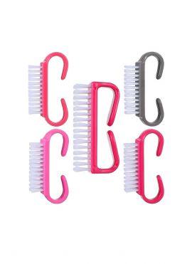 Professional Nail Brushes (5 pcs)