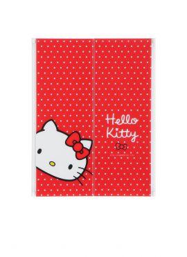 Sanrio Hello Kitty Three-sided Folded Portable Mirror (Mixed Colors)